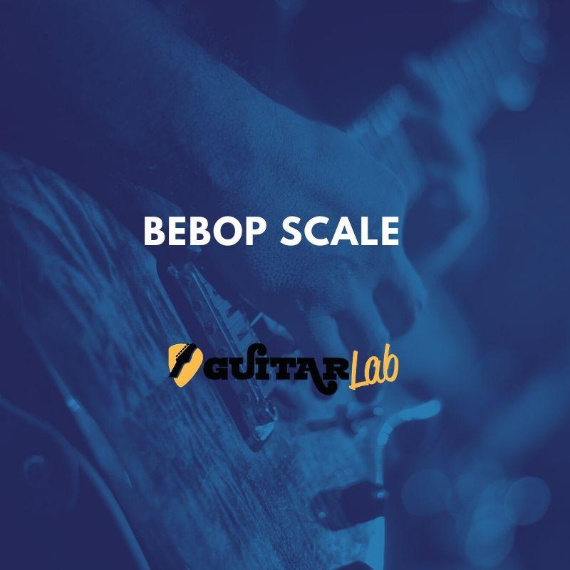 bebop scale